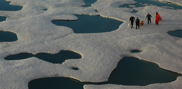 Welcome to NOAA's New Arctic Program Website