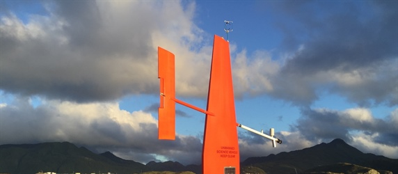 Arctic Saildrone